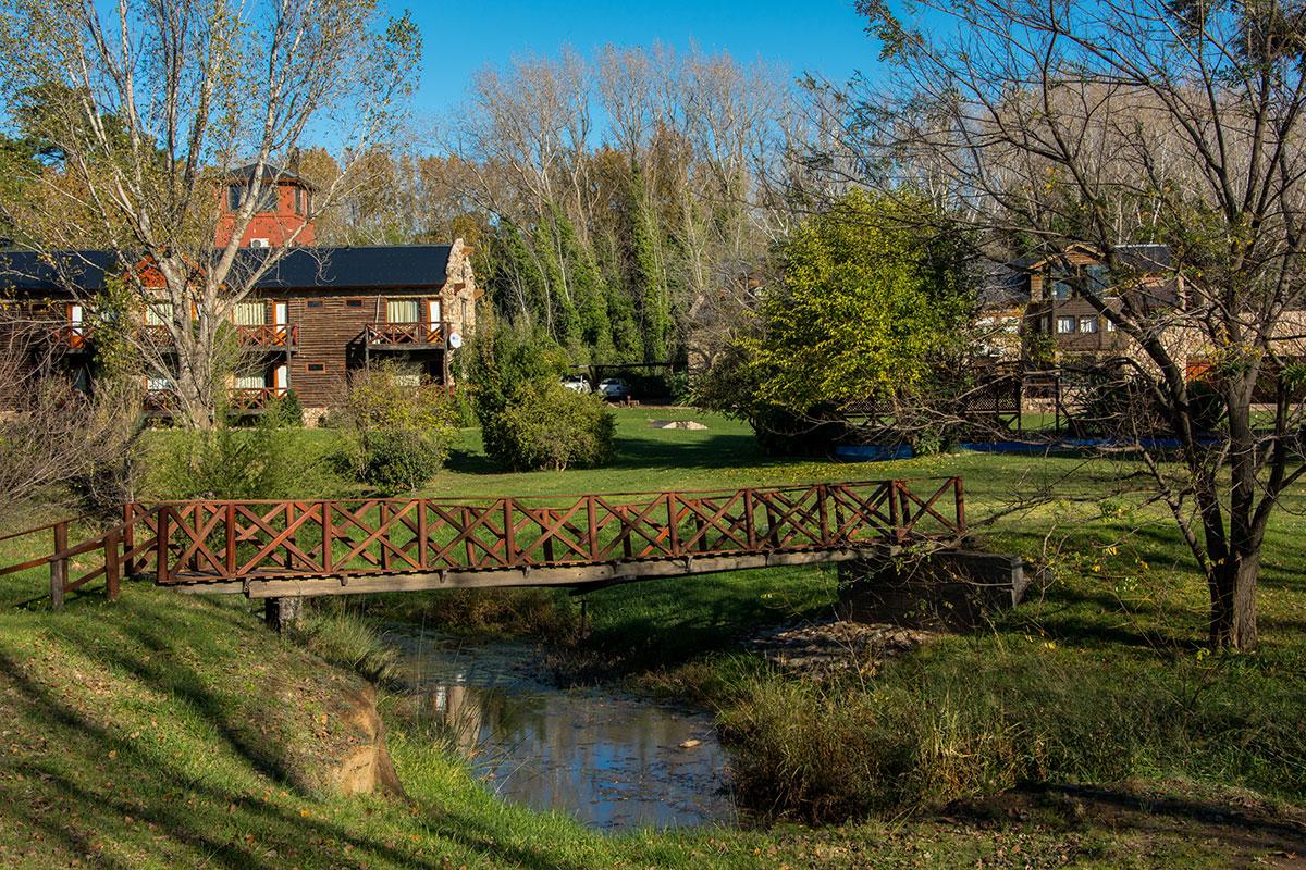 Agua Pampas Puente