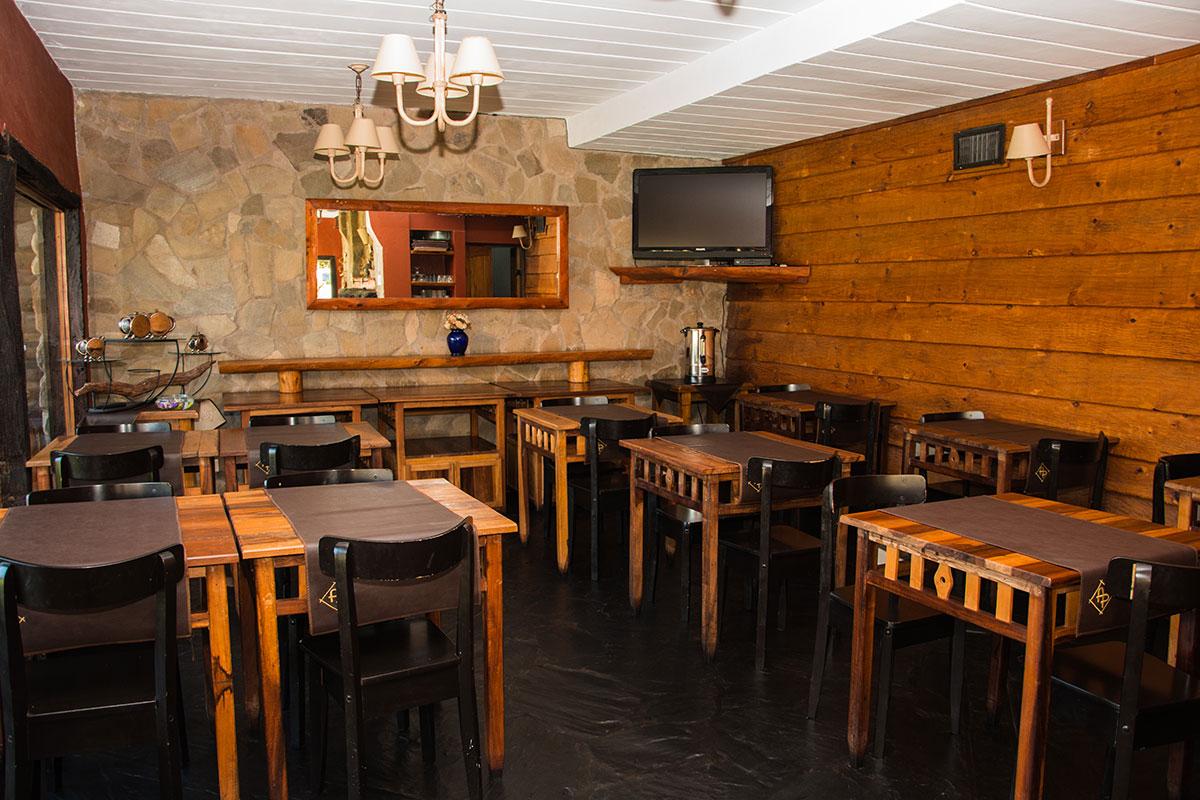 Agua Pampas Cafetería